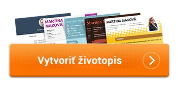 Sablona Zivotopisu
